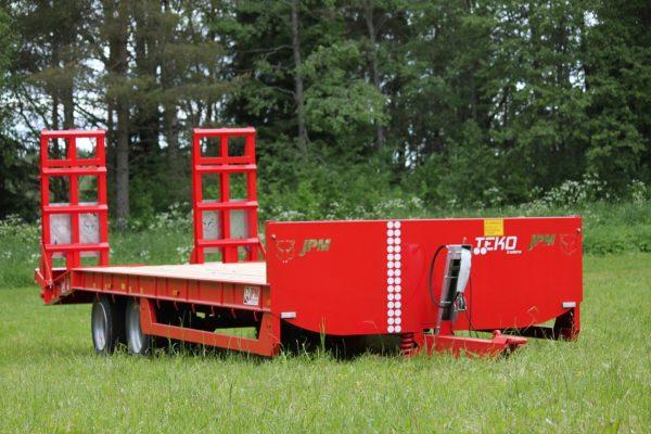 JPM traktorilavetti, 2-akselinen