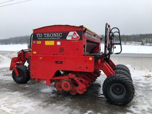 Semeato TD TRONIC 300 kylvölannoitin